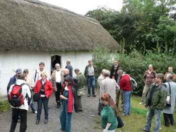 Delegates at St Fagans